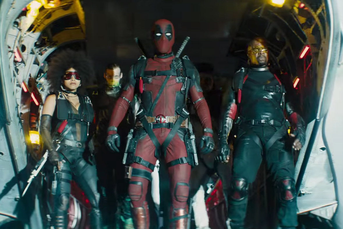 Terry Crews on Possibly Returning for X-Force