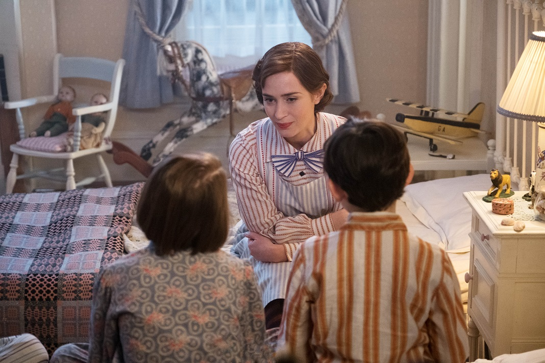 The New Year Lesson to Take with Us from Mary Poppins Returns