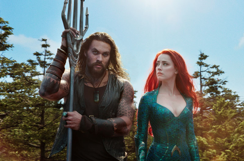 Aquaman 2 Release Date Set for December 2022