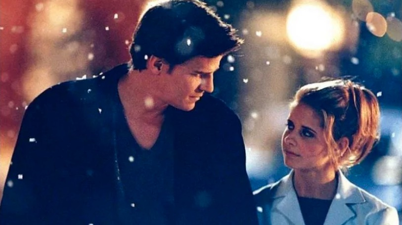 Geeky Christmas TV Episodes - Buffy the Vampire Slayer