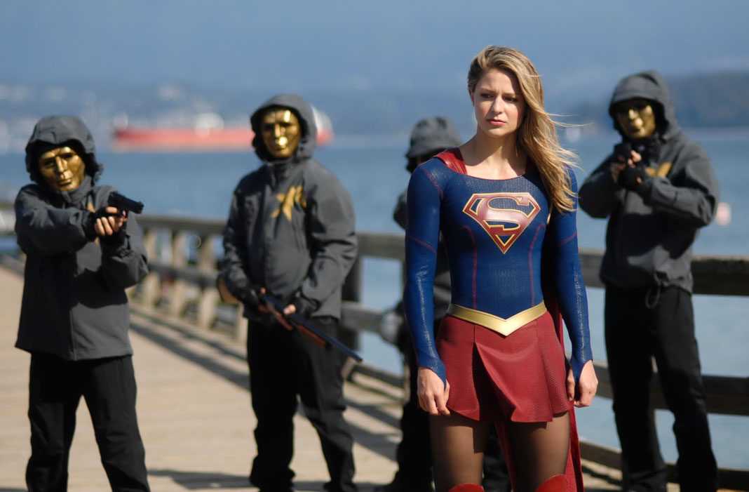 The Children of Liberty on Supergirl