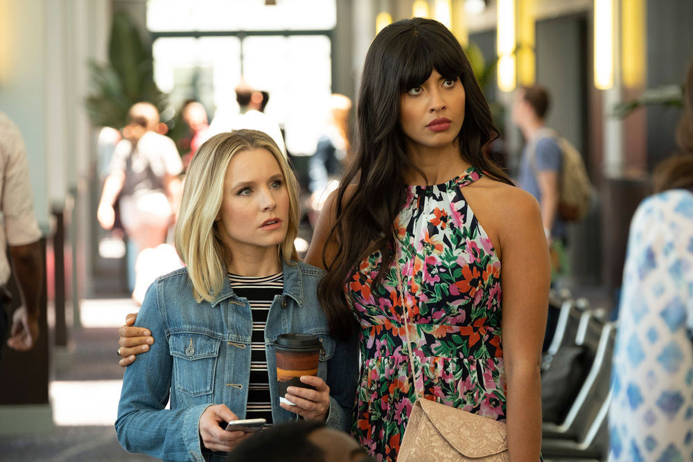 The Good Place Has the Best Female Friendships
