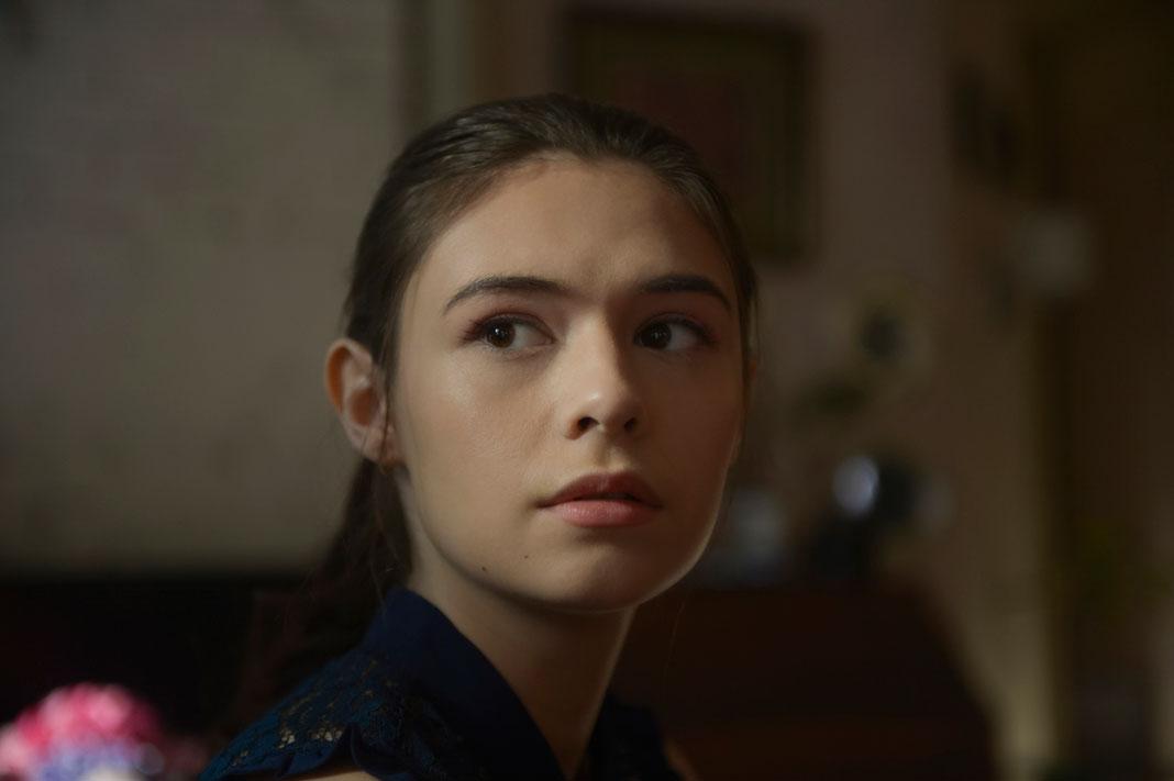 Nicole Maines on Supergirl