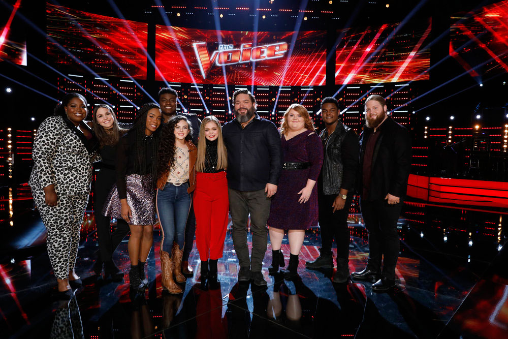 The Voice Top 10 Contestants Fun Facts