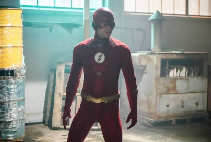 The Flash Episode 5.11 Recap and Review - Seeing Red
