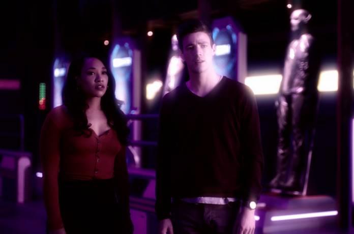 The Flash Episode 5.12 Recap and Review - Memorabilia