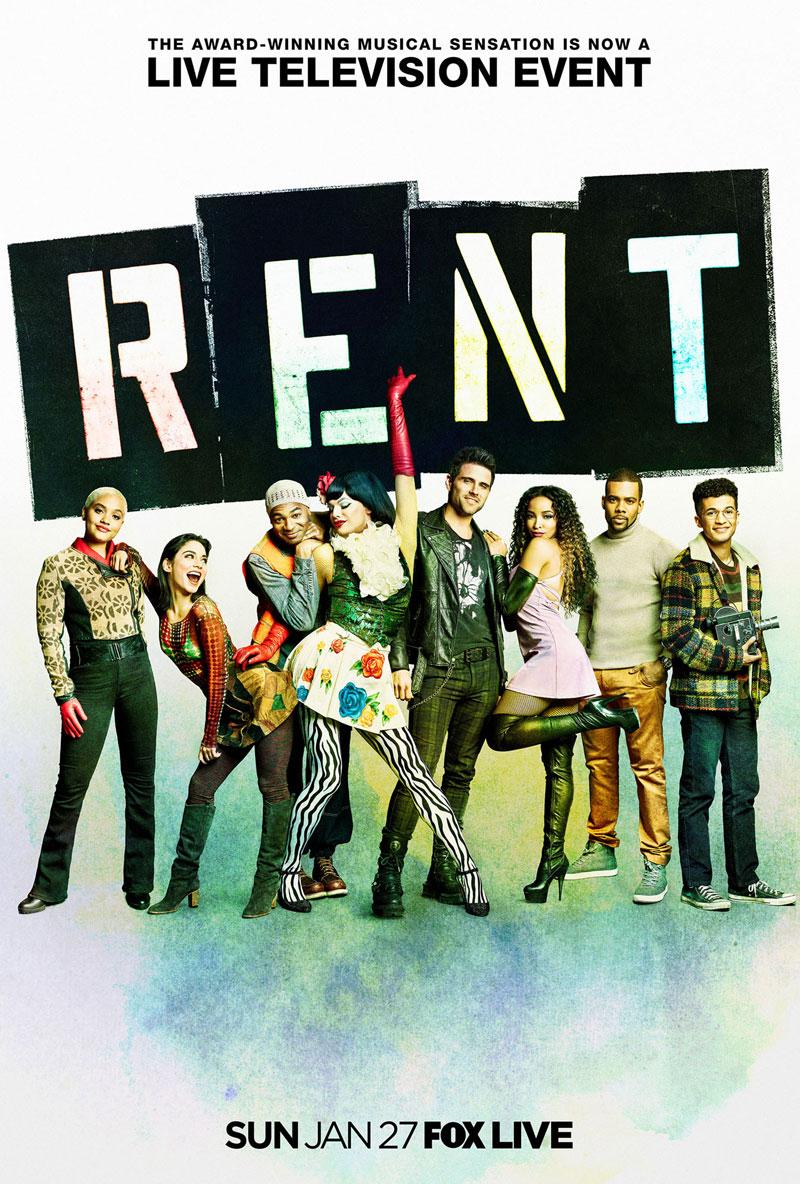 Rent Live on Fox