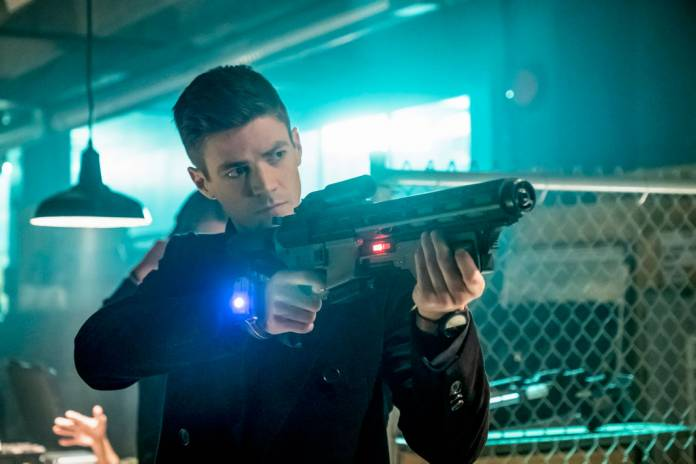 The Flash Episode 5.13 Recap and Review - Goldfaced