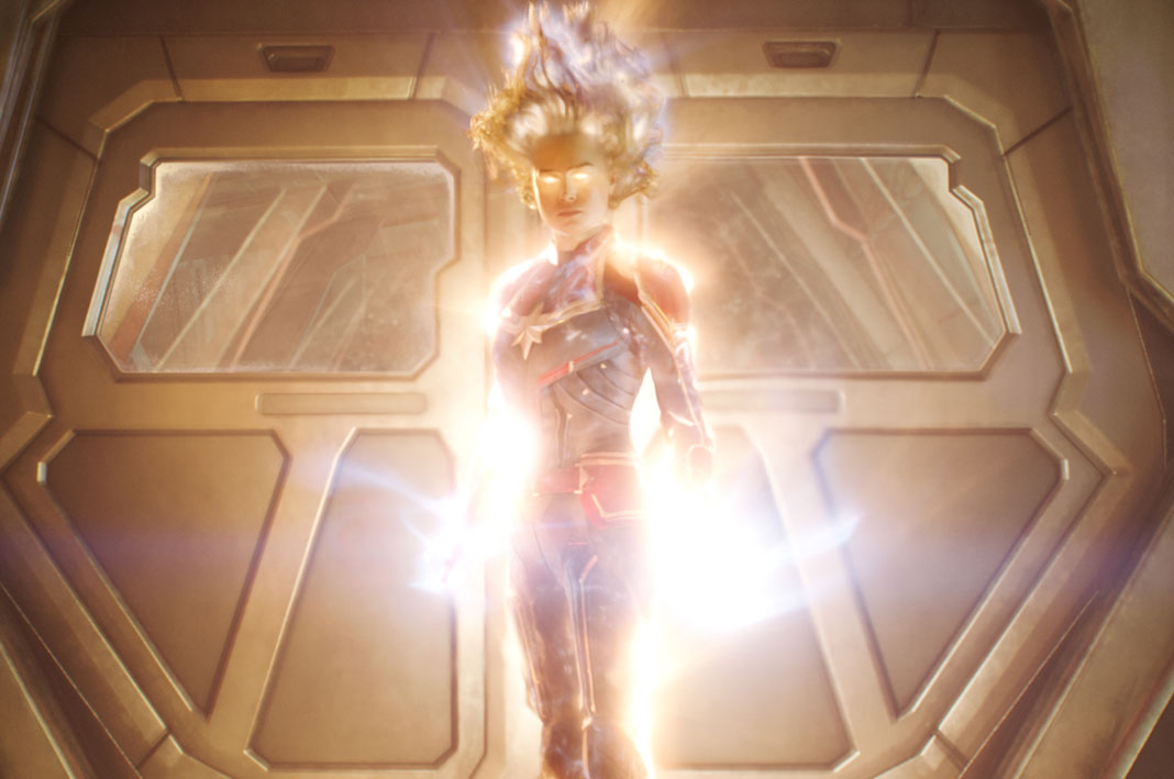 Captain Marvel Review (Spoiler-Free)