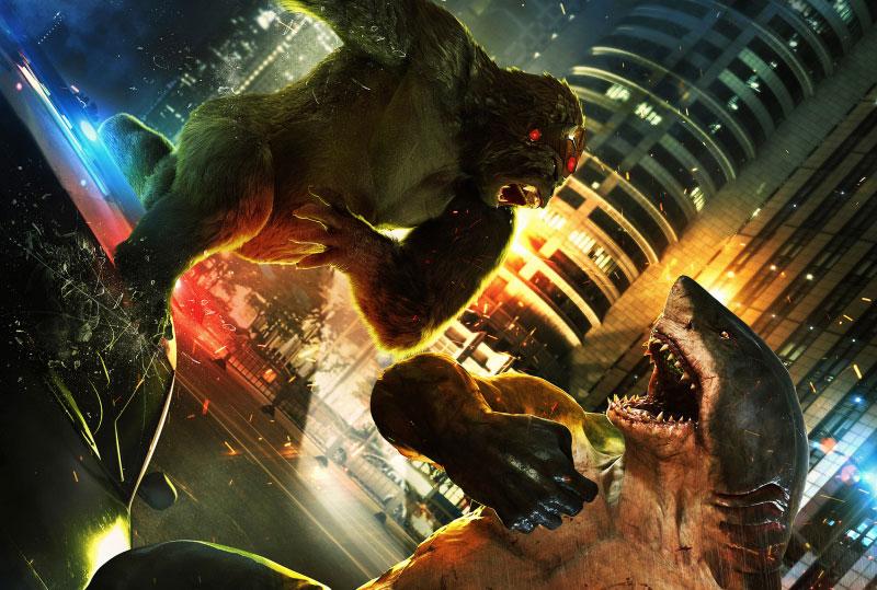 The Flash Episode 5.15 Recap: King Shark vs. Gorilla Grodd