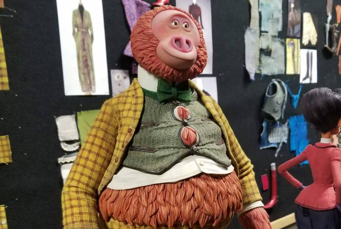Missing Link: How LAIKA Brought the Legendary Creature to Life