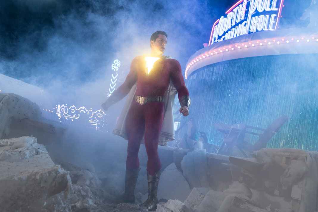 Shazam! Review: Pure Childhood Wish Fulfillment