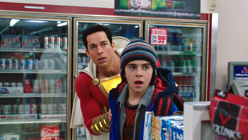 Shazam 2 Release Date Set for April 1, 2022