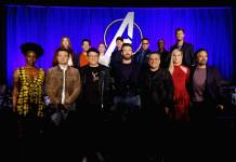 Avengers: Endgame Press Conference Left Seats Open for the Fallen