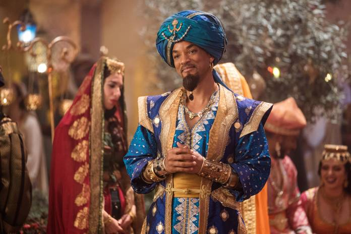 How Will Smith Made Genie His Own in Disney's Aladdin