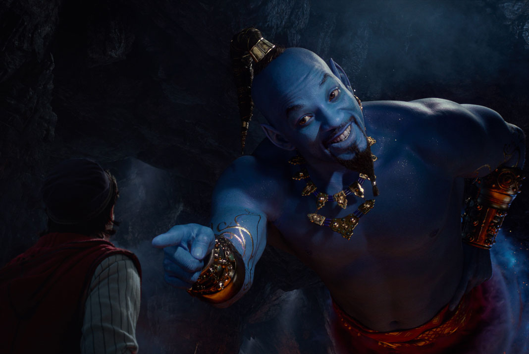 Aladdin and More Titles Coming to Disney+ in January