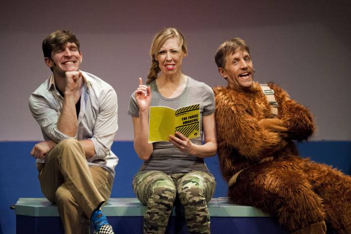 A Musical About Star Wars Opens Off-Broadway