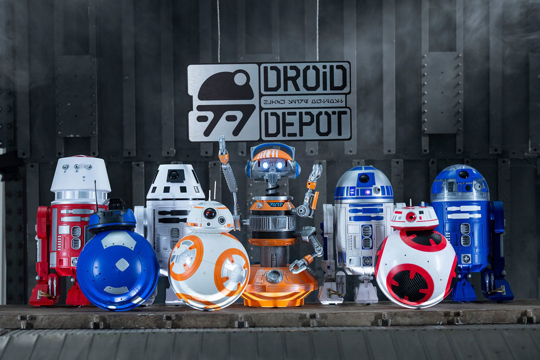 Star Wars: Galaxy's Edge Tips - Mubo's Droid Depot