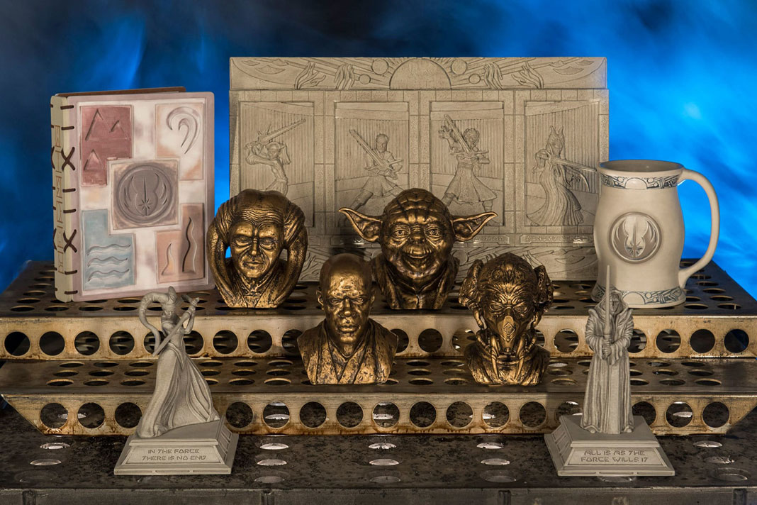 Star Wars: Galaxy's Edge Tips - Den of Antiquities