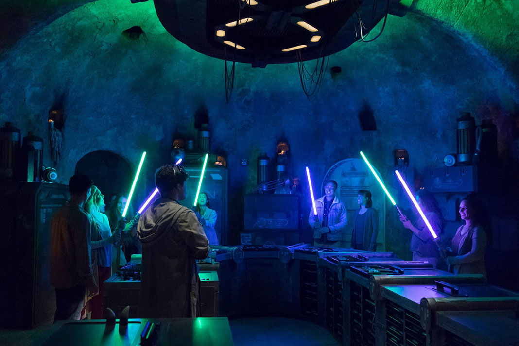 Star Wars: Galaxy's Edge Tips - Savi's Workshop