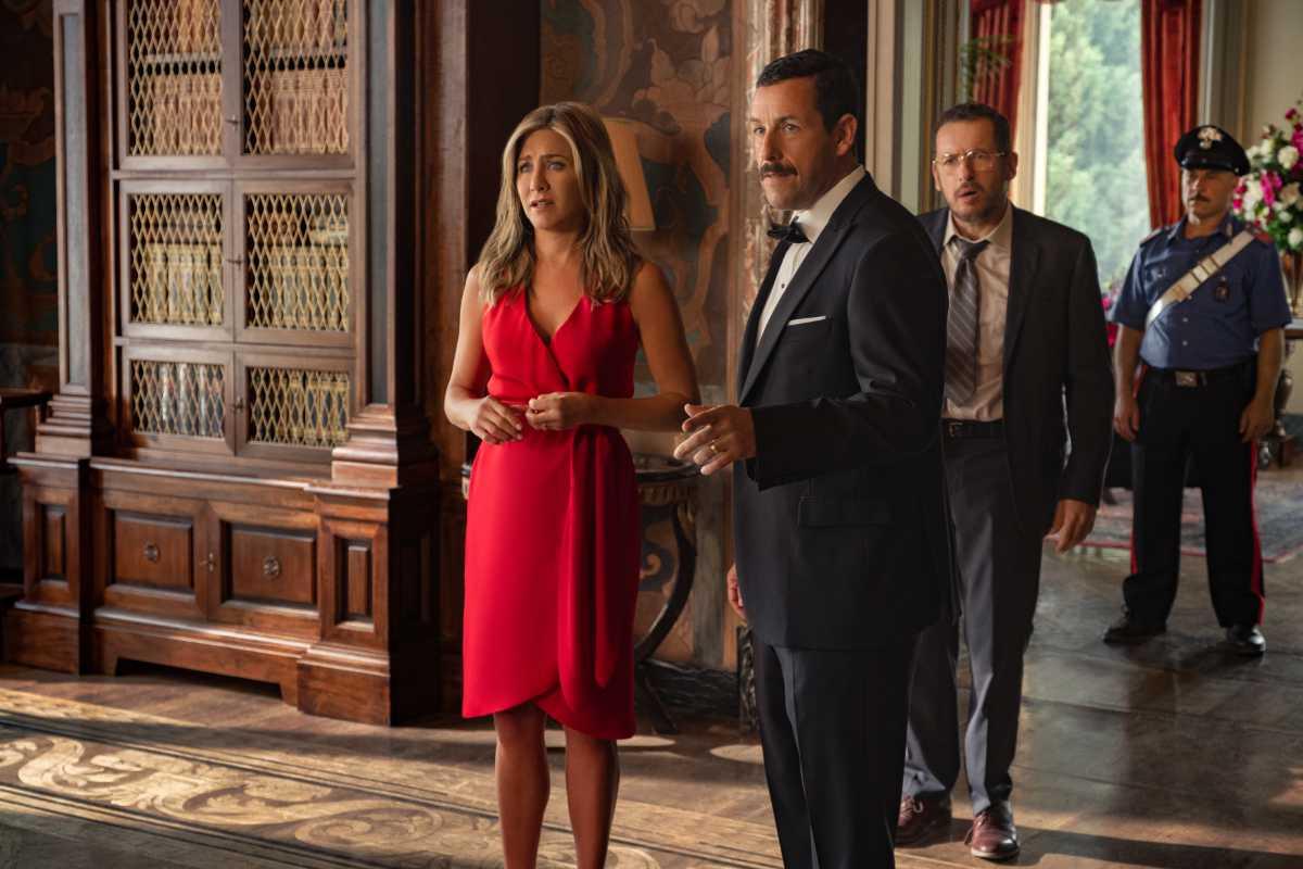 We Review Jennifer Aniston, Adam Sandler's Murder Mystery