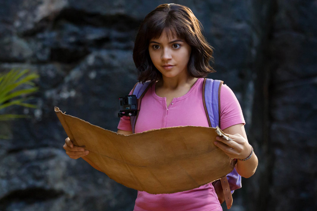 Dora and the Lost City of Gold Review , VitalThrills.com