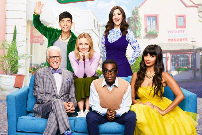 NBC Previews Perfect Harmony, Sunnyside, Bluff City Law & The Good Place
