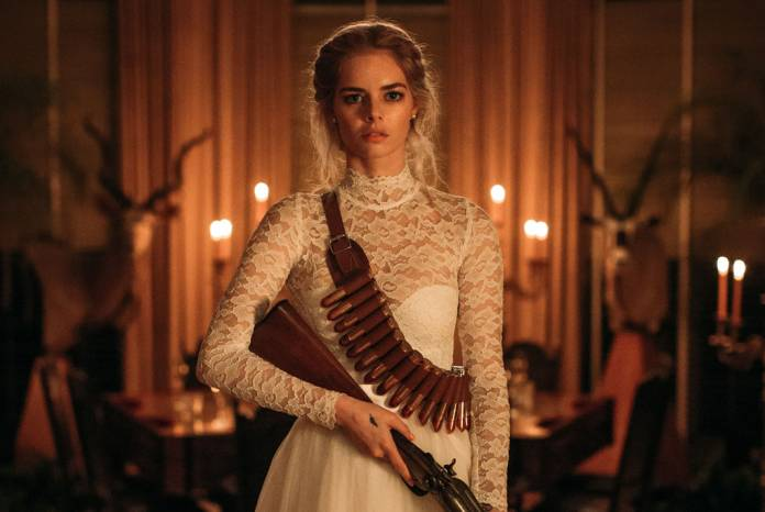 We Chat About Ready or Not with Samara Weaving