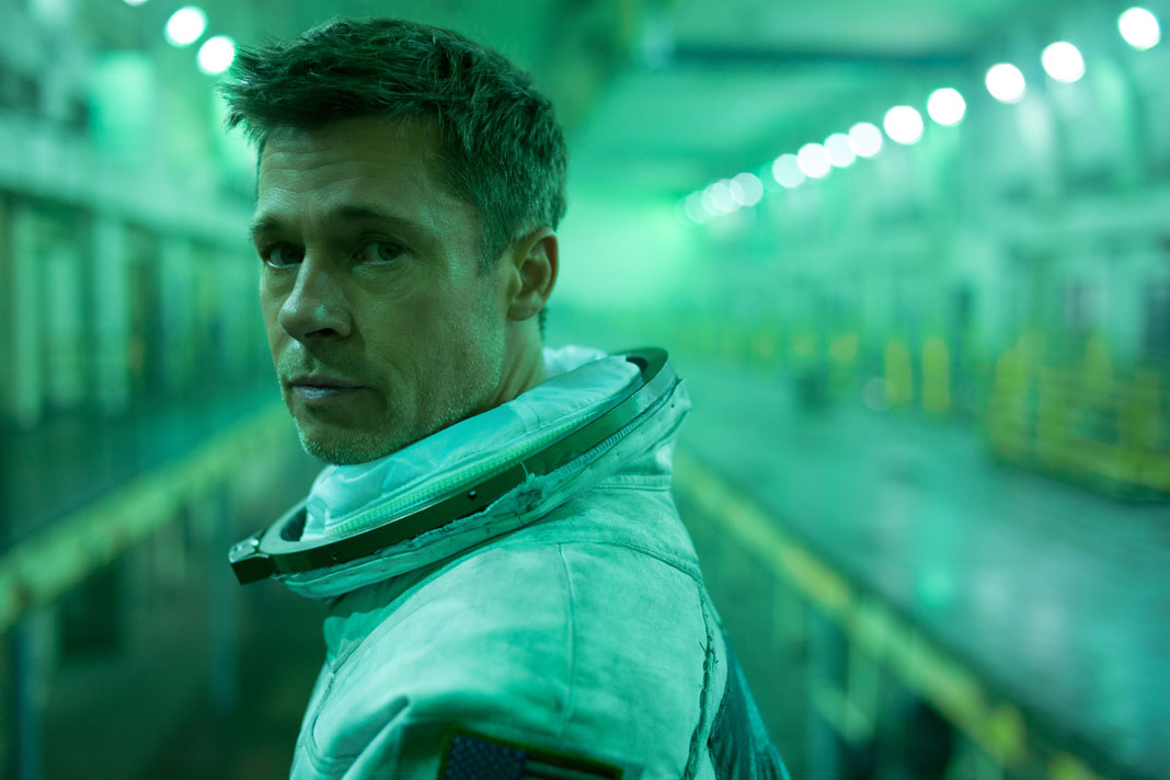 Ad Astra Review: Startlingly Beautiful with one of Pitt's Best Performances