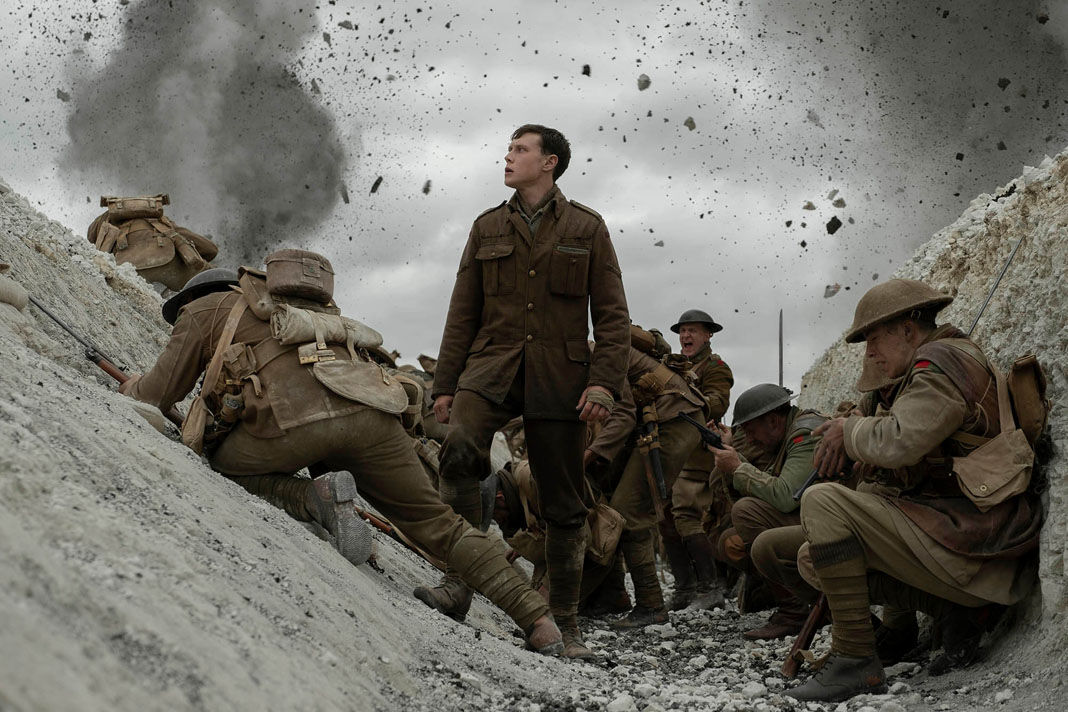 1917 Review: Sam Mendes Film Takes the Breath Away