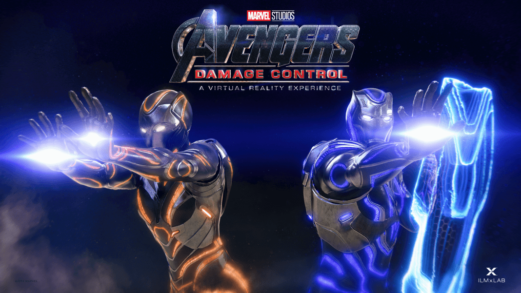Review - Battle with Marvel Heroes in Avengers: Damage Control