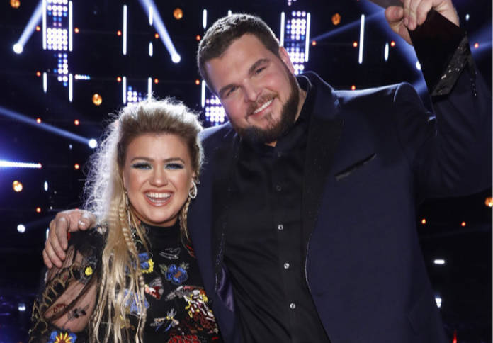 Kelly Clarkson's Advice to The Voice Season 17 Winner Jake Hoot