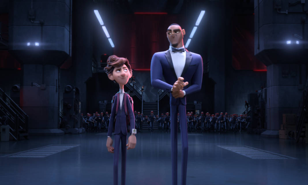 Spies in Disguise: Masi Oka and the Directors on the Animated Film