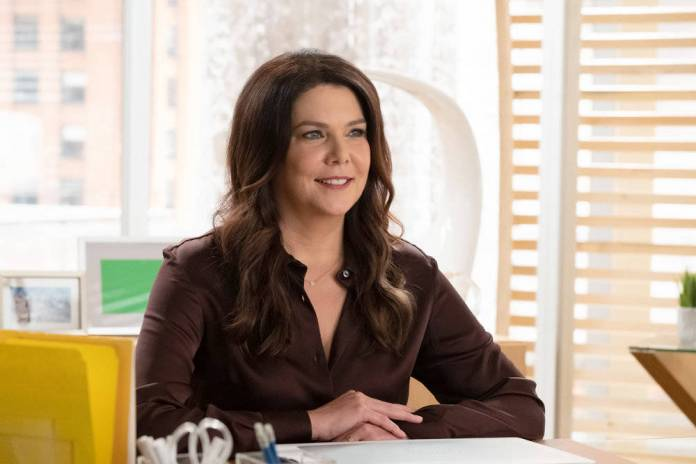Lauren Graham on Playing Joan in Zoey's Extraordinary Playlist