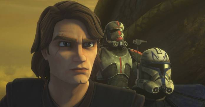 Star Wars: The Clone Wars - A Distant Echo Review