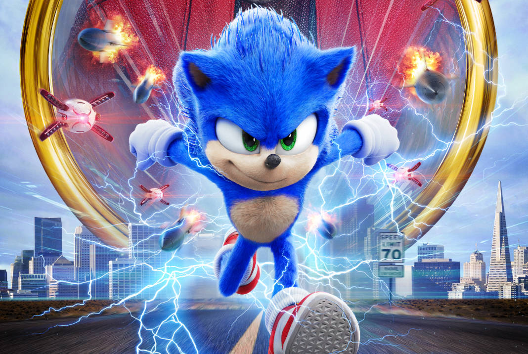 Sonic The Hedgehog Review The Video Game Comes To Life