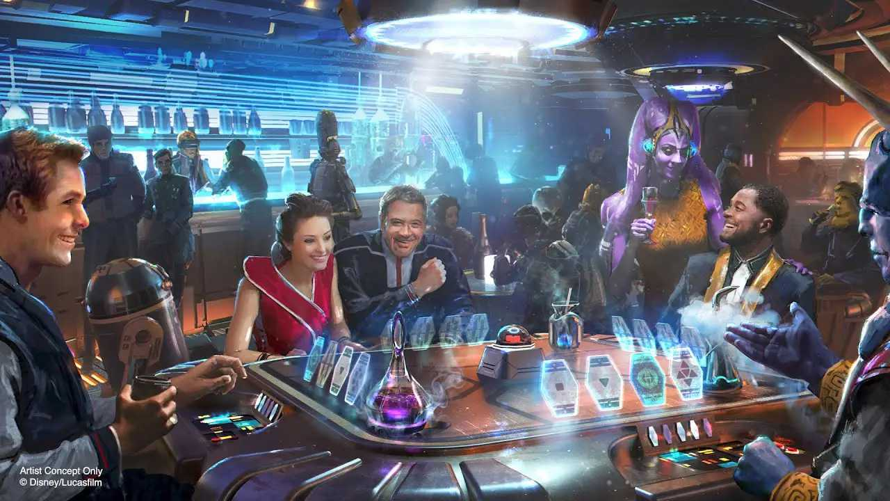 Star Wars Thrills: Galactic Starcruiser, TV Shows and More Updates!
