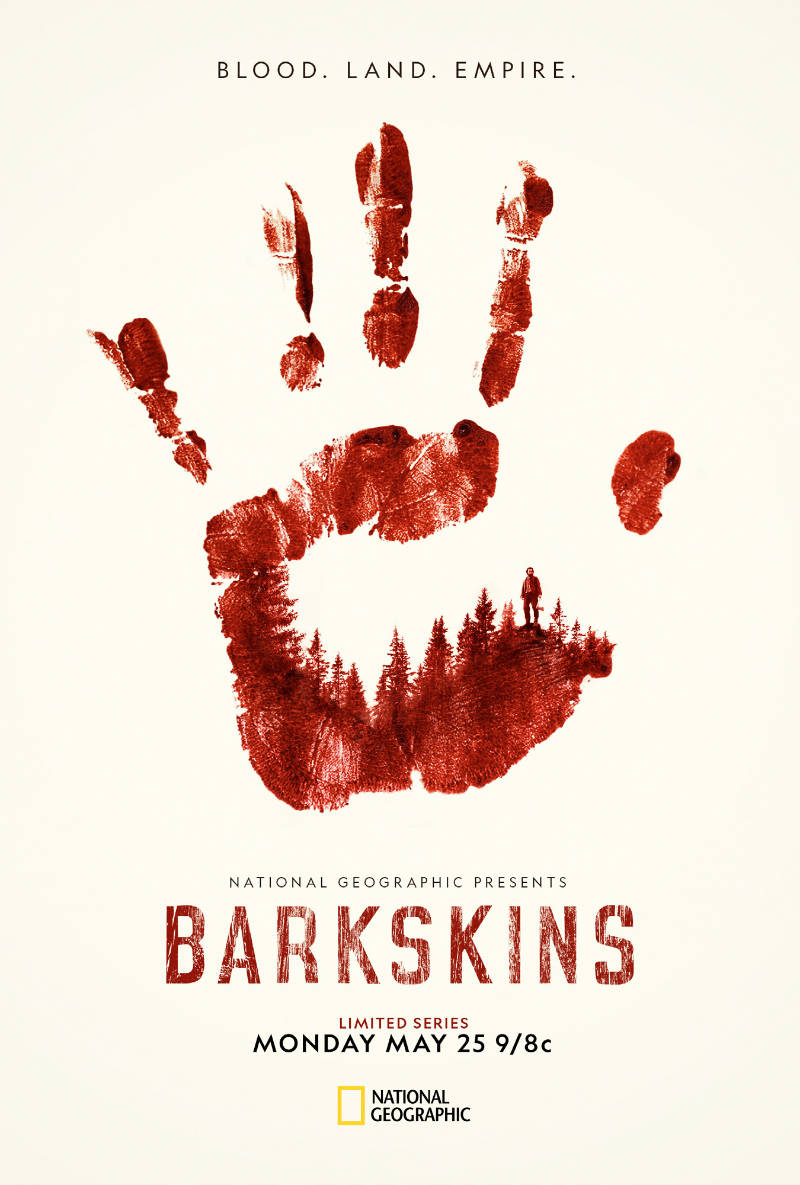 Barkskins Key Art