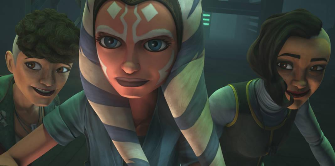Star Wars: The Clone Wars Episode 707 - Dangerous Debt