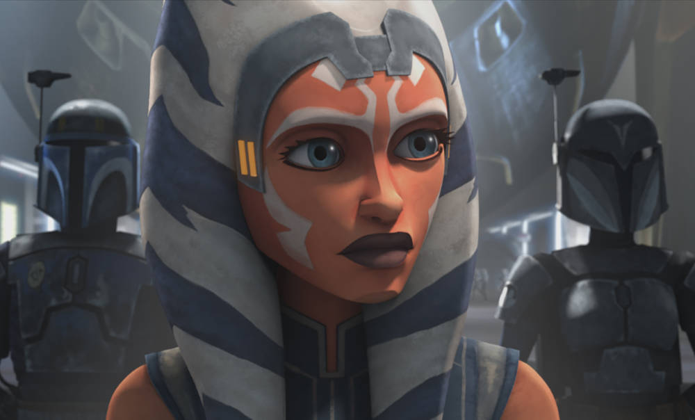 Star Wars: The Clone Wars Episode 709 - Old Friends Not Forgotten Review