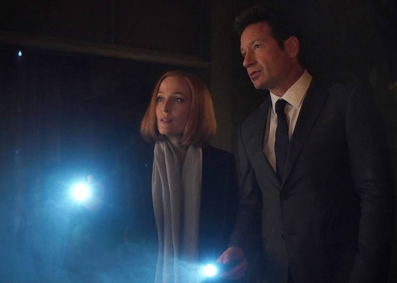 The X-Files is one of our shows to binge watch