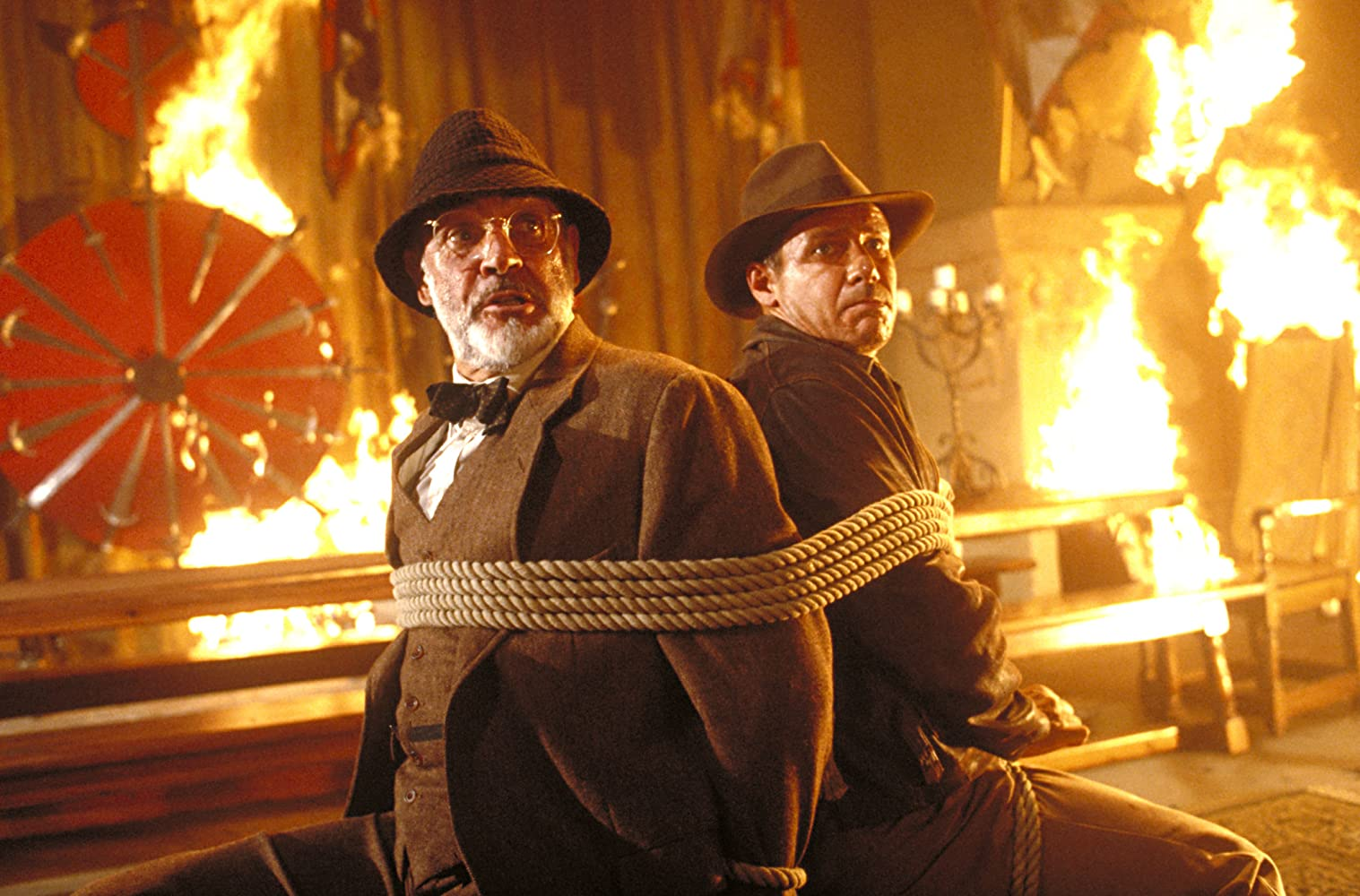 Indiana Jones and the Last Crusade - A Look Back