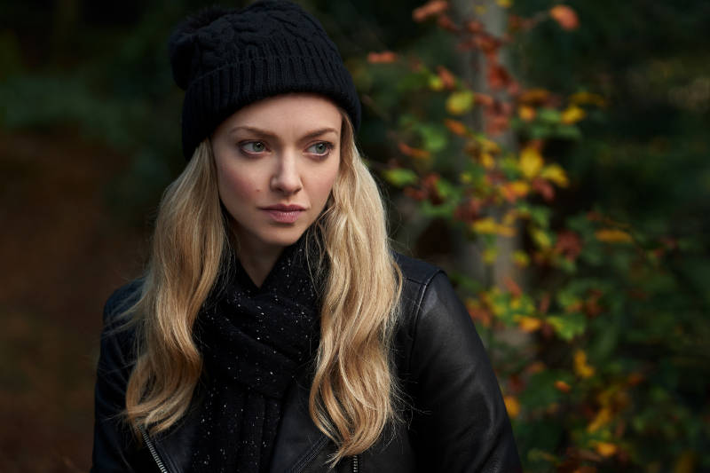 Amanda Seyfried as Susanna Conroy in You Should Have Left.