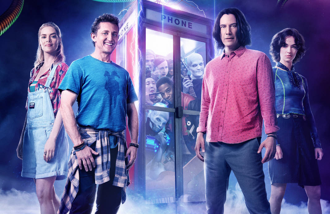 Bill and Ted Face the Music Review