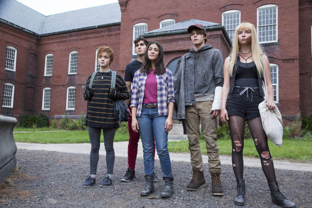 The Cast of The New Mutants on the Anticipated Film