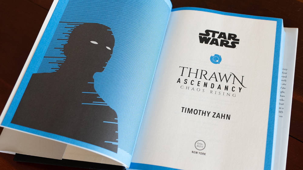Star Wars Thrills: The Kenobi Series, Thrawn Book and More!