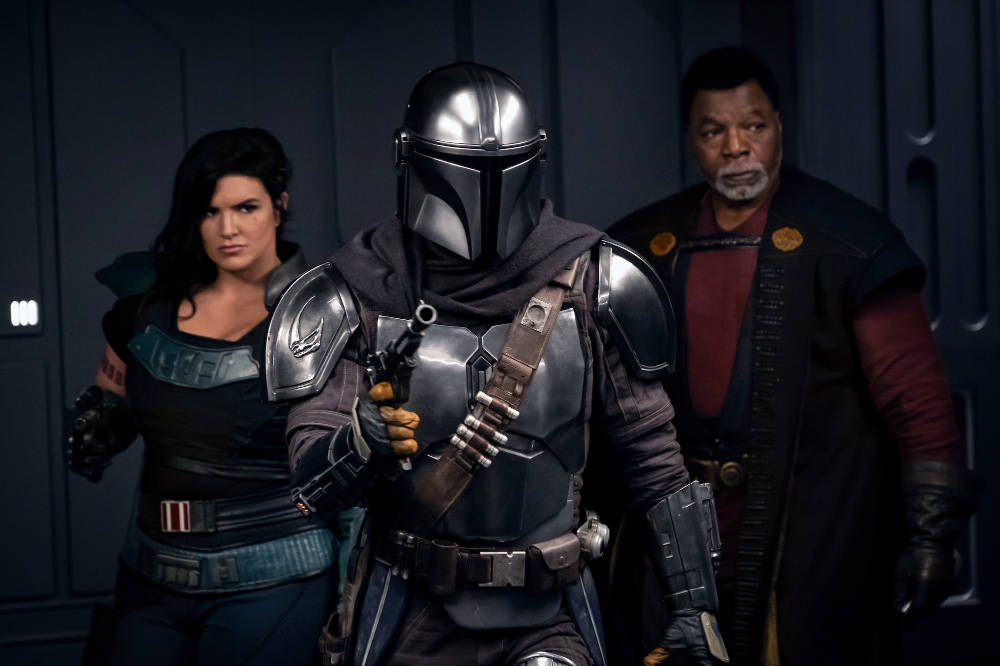 Mandalorian Season 2 Photos, Kenobi Series, Rey's Lineage, and More!