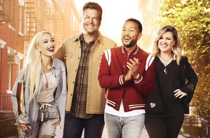The Voice Season 19 Preview and a Four-Chair Turn