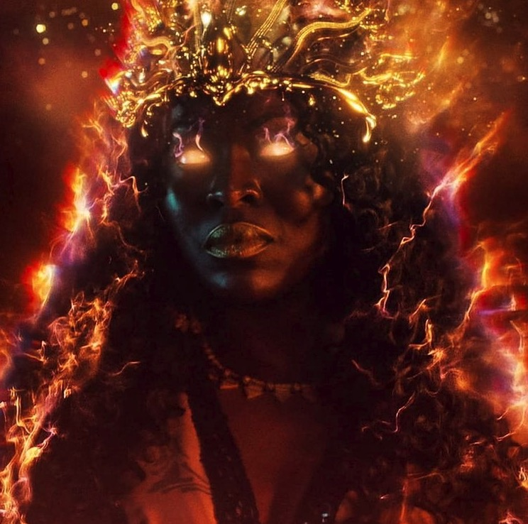 Yetide Badaki on Bilquis' Journey in American Gods S3