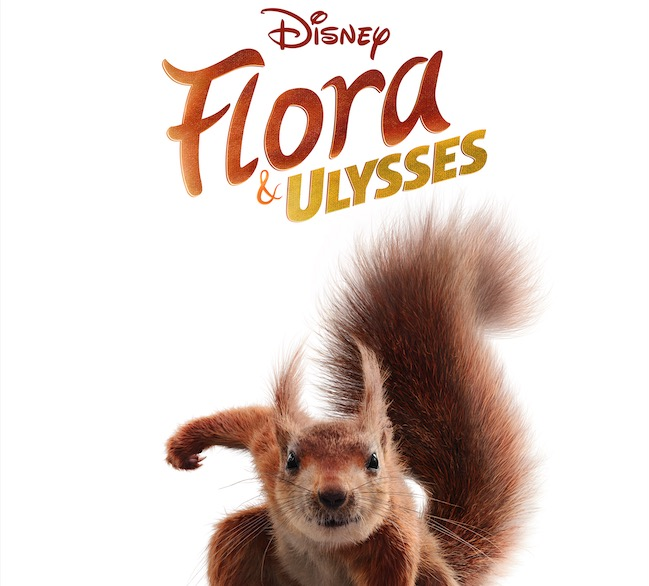 Disney+ Releases New Trailer and Images for Flora & Ulysses